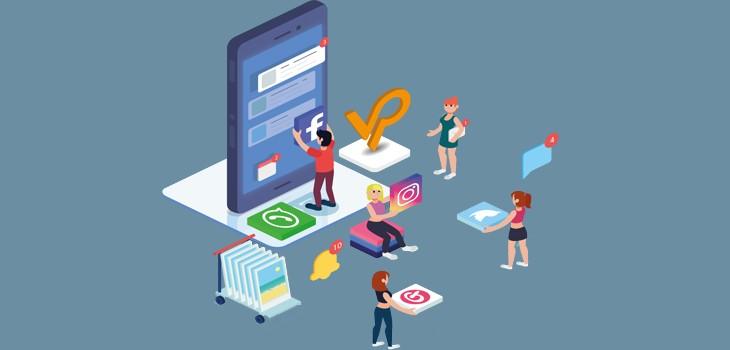 بهترین استراتژی های شبکه های اجتماعی