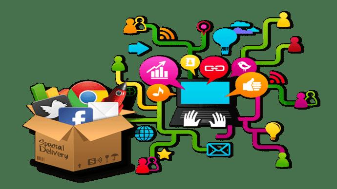 بهترین استراتژی شبکه های اجتماعی در آسابرندینگ