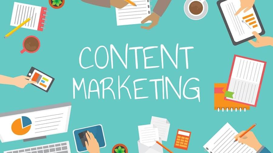 تعریف بازاریابی محتوایی