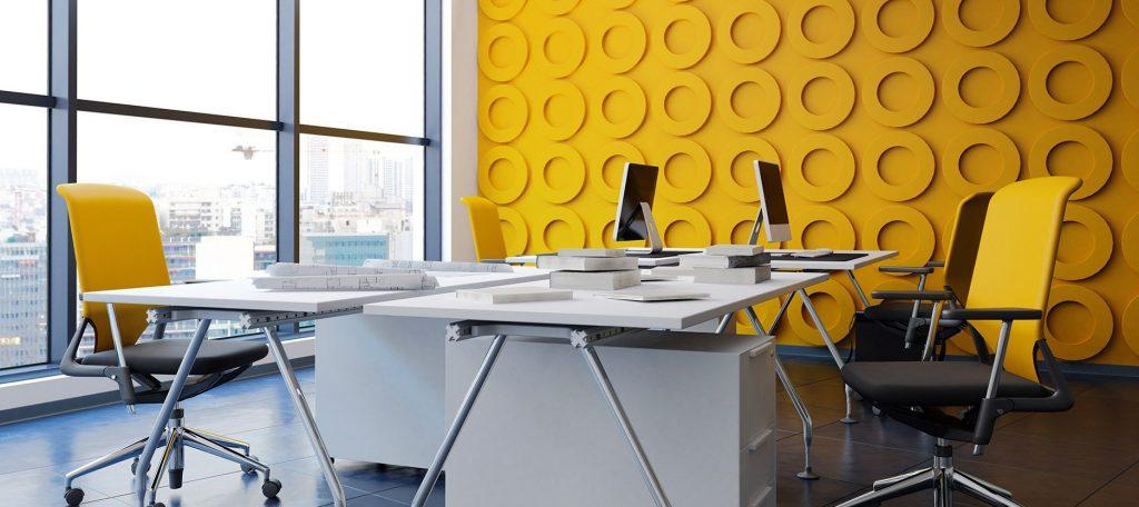 رنگ های عالی برای محیط کار