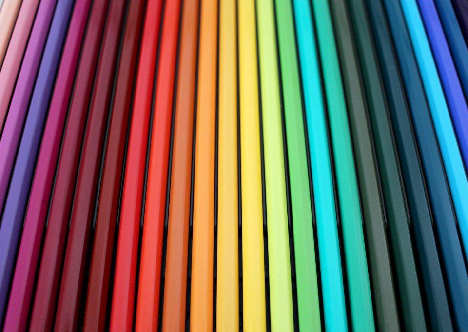 تأثیر رنگ در بازاریابی و تبلیغات