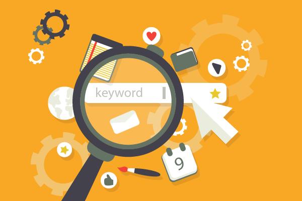 اهمیت کلمات کلیدی برای افزایش ورودی گوگل